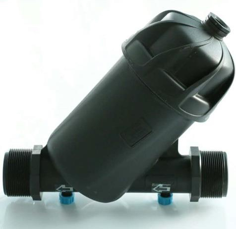 Plastic material 5-18m3/<strong>h</strong> flux drip irrigation filter