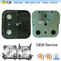 painting plastic cd cover moulding injection moulds