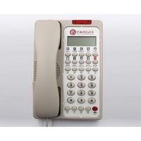 Hotel guestroom phone, hotel programmable telephone for service