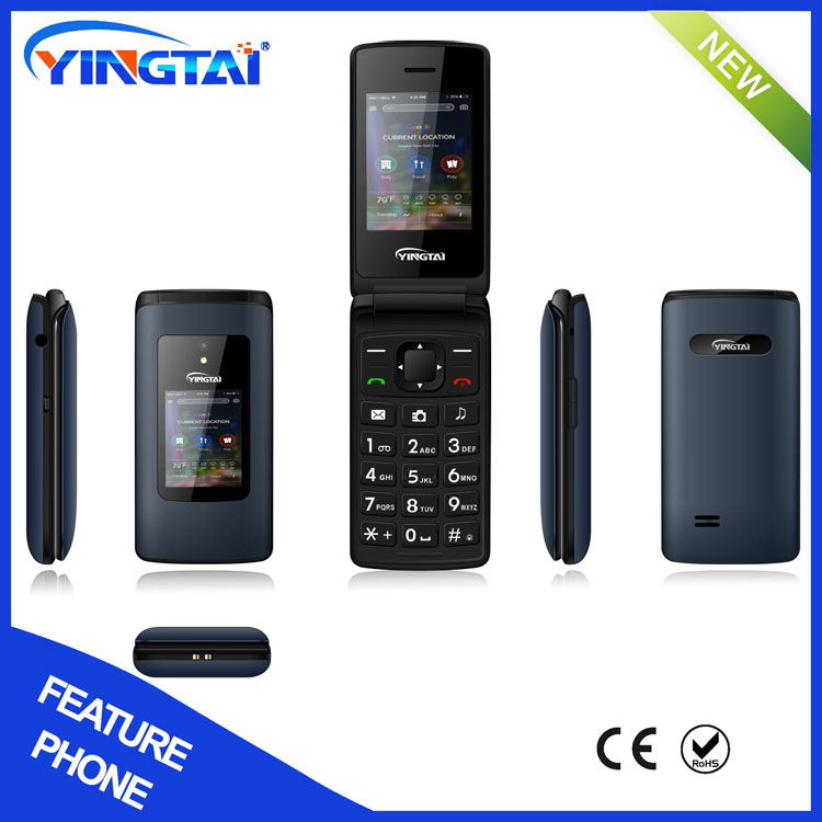 Factory supply cheap feature phone in mobile phone support OEM/ODM service