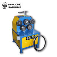 BYFO brand angle iron roll bending machine