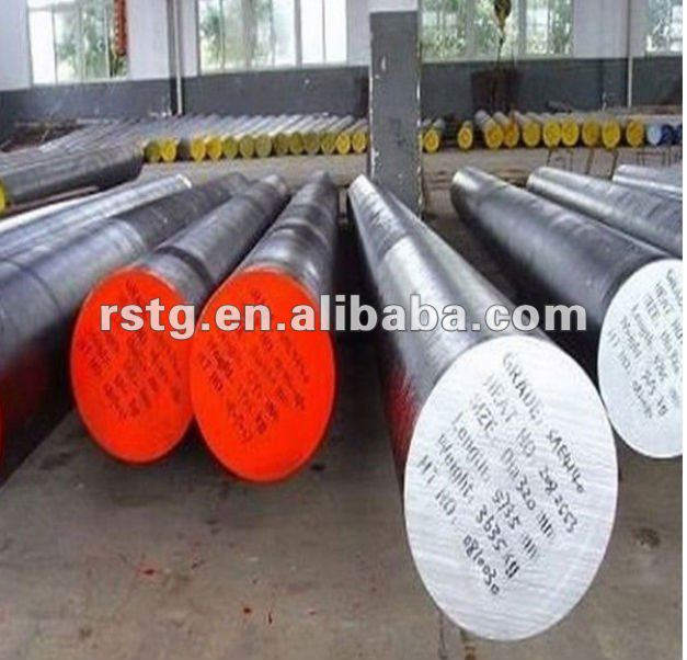 Heat resistant carbon steel 25Cr2MoVA