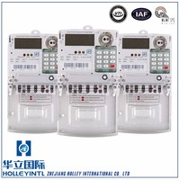 Secure data transfer with 20 digit STS encryption Single Phase Prepaid Electric Energy Meter