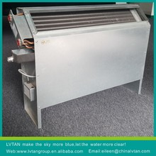 LVTAN Fan coil unit for central conditioning in supermaket