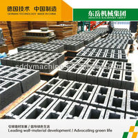 automatic cement chinese blocks machinery qt4-15 dongyue machinery group