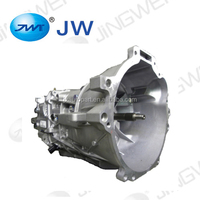 Transmission assembly manual model 6 speed gearbox rear transmission