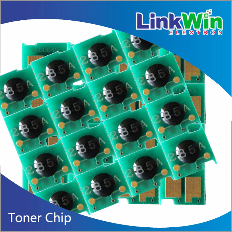 LaserJet P1102/1102W/M1132 Toner chip resetter for HP CE-285A IN 1.6K CE-285A china market of electronic