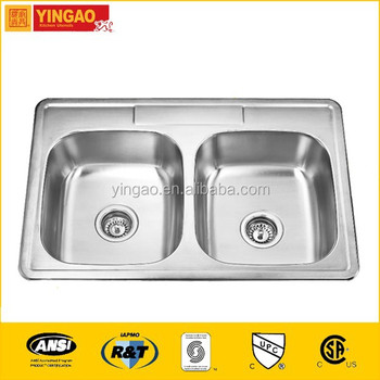 3322 Best quality dry sink, mop sink