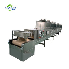 tunnel microwave dryer for kidney bean