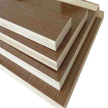 4x8  poplar core melamine wooden plywood board and melamine marine plywood