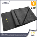alibaba hot sale blank custom microfiber printed golf towel with grommet hooks