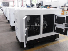 Electricity Diesel engine power 7 kva generator With Perkins Engine