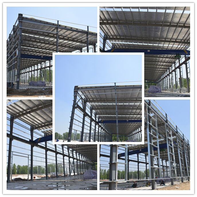 Cheap warehouse steel structure factory shed design with picture for sale