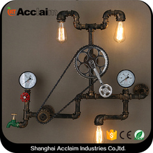 Individuality shell shaped lights industrial pendant electrical wall light fitting for daavani restfeelnt