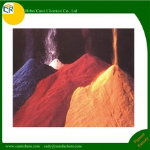 iron oxide red/yellow/black pigment