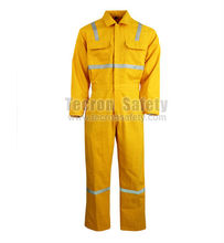 Nomex overall/Nomex iii bis overall/anti vlam kleding/nfpa2112/en11612