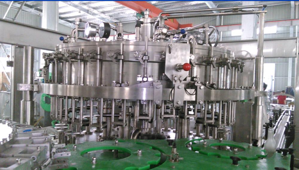 soda bottling machine