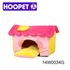 Import pet animal products from china girl dog beds sweet princess pink dog house
