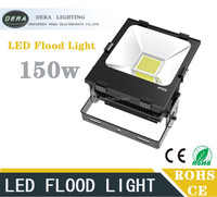 Shenzhen factory supplier best price dimmable led flood light 150w led outdoor led flood light shenzhen made in China facotry