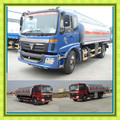 Foton AUMAN 4x2 8000Liters Diesel engine Oil Fuel Tank Truck 8M3 Fuel Bowser with dispenser oil storage tank