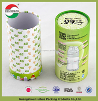 Perfect Cardboard Cylinder Box For Baby Product Packing