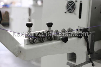 Automatic computer single head terminal crimping machine X-2000