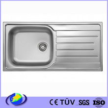 Stainless Steel Kitchen Sink for Classic Kitchen Counters Decor Ideas