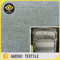 Gold Supplier China 100% Polyester Anti-slip Travel Bag PVC Coated Fabric