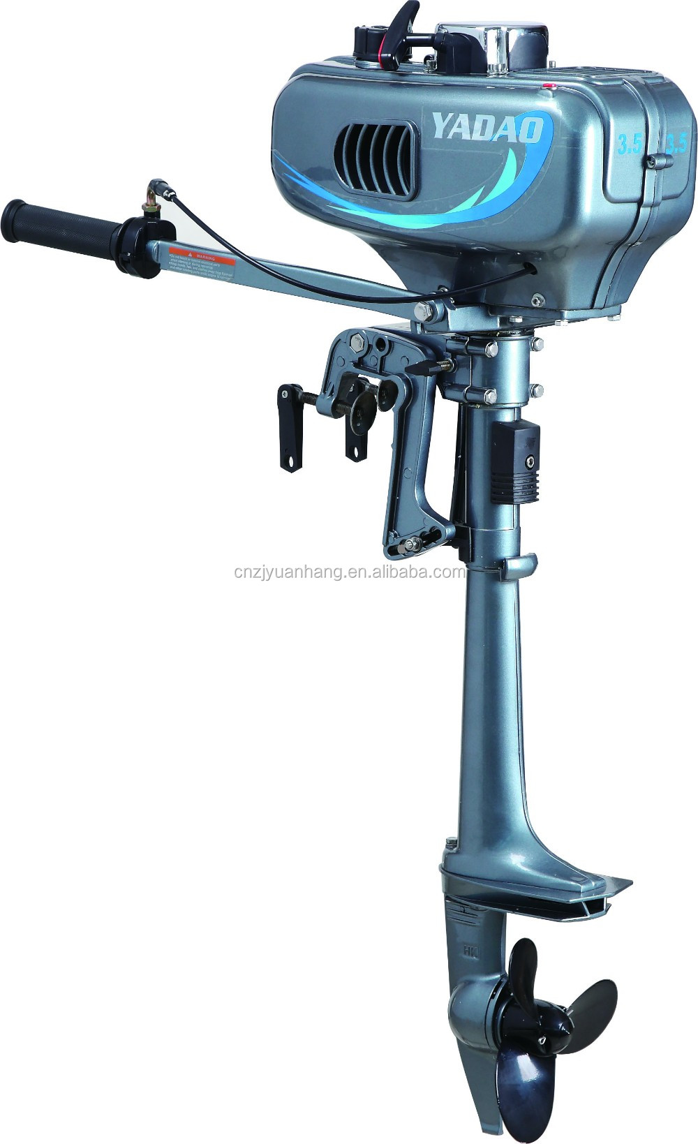 Small 2 stroke boat motor outboard view boat motor for Used boat motors for sale in sc