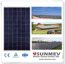 Top Quality Cheapest Price kyocera solar panel with 25 years warranty and best service