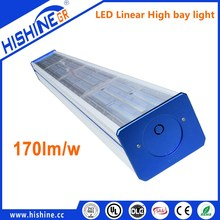 7 Years warranty LED Linear High Bay Ceiling Light 150W 170lm/w for Indoor Lighting high quality