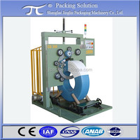 Grouter hoses packing machine
