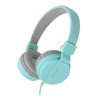 worldwide popular hot sale foldable pc headphone green