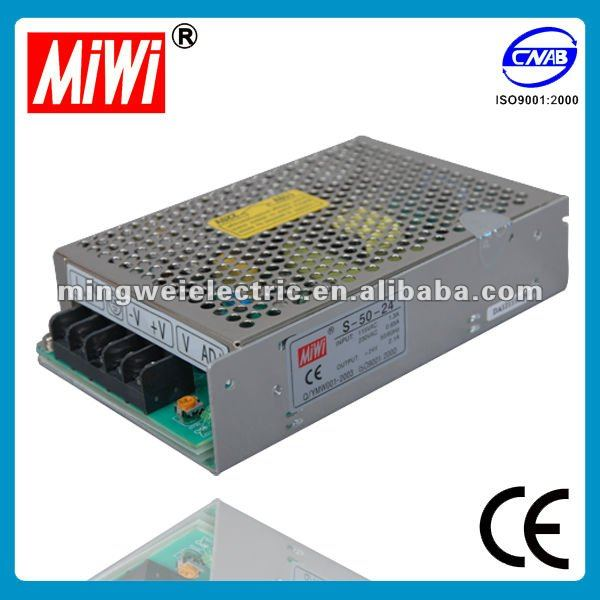 MiWi S-50-24 Useral Single Type with xbox 1 power supply