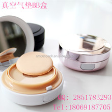 New CC cushion compact powder case Skin care Arrival elegant empry BB foundation case