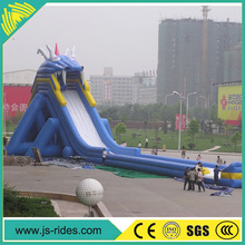 Factory cheap price jumbo water slide inflatable for playground