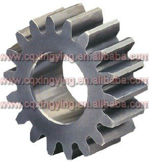 2012 new product small module metal spur gears