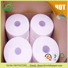 wholesale price virgin wood pulp toilet tissue paper roll