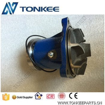 E320D Water pump C6.4 Engine water pump for excavator, 320D water pump