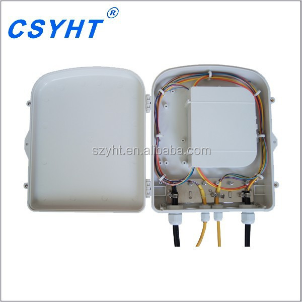 IP65 24SC/AC TELEPHONE Waterproof ftth odf fiber termination box