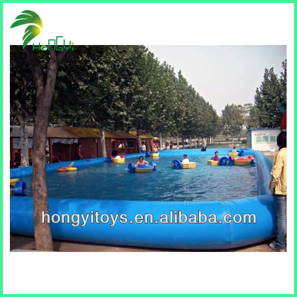 Water Balloon Play PVC Giant Inflatable Pools