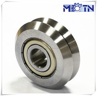 W grooved profile track roller bearing W2X(9.525mmx30.73mmx11.1mm)