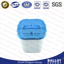 PP plastic carrying safe case