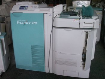 Used Minilab FUJI FRONTIER 570 (SP3000 / LP5700)