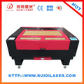 Guangzhou supplier automatic cardboard laser cutting machine with 1390 100w