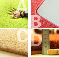 Saber Hair Floor Mat - Choice Of 5 Colours