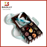 Chocolate packaging box wholesale
