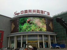 alibaba express Hot sell P10 high brightness outdoor led trivision advertising billboard