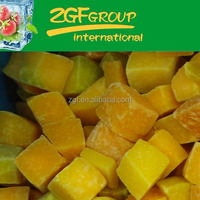 delicious IQF health chinese high quality halloween pumpkin have a hot sale in bulk