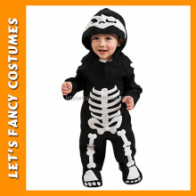 PGCC0629 Baby skeleton jumpsuits Halloween costume cool halloween costume cute cosplay costume